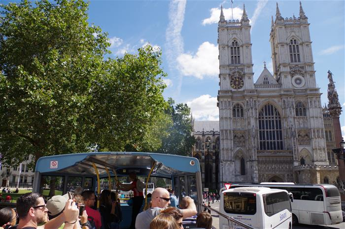 Experience London By Rail from York