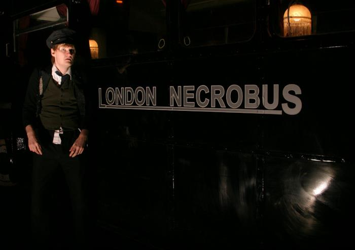 The Ghost Bus Tours - London