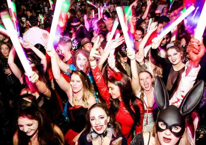 Halloween party london