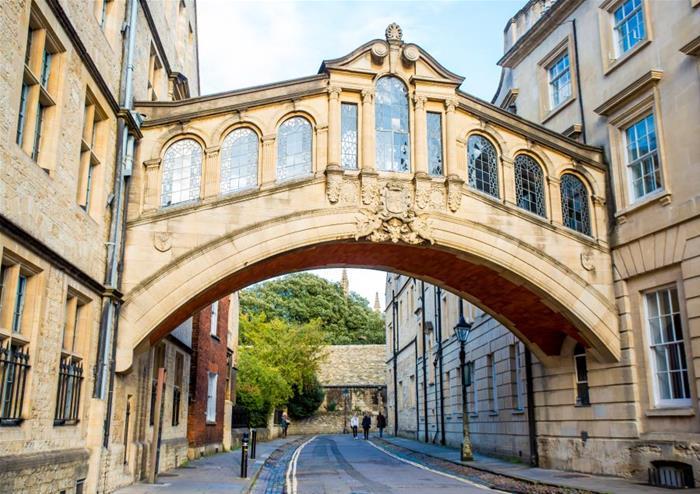 Hop on Hop off Oxford