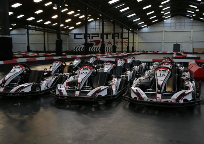 Indoor Go-Karting