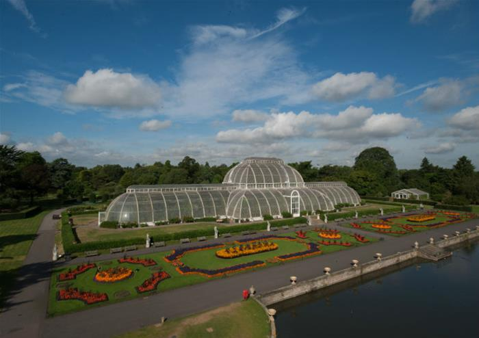 Kew Gardens ...