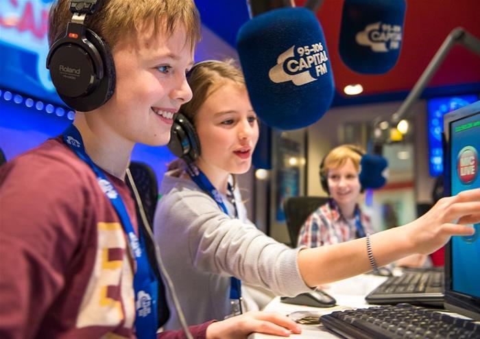 Kidzania Radio