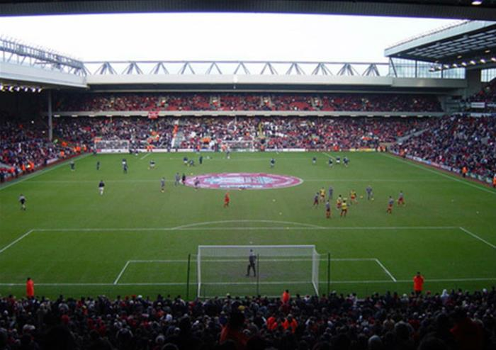 Liverpool Stadium Tour And Match Tickets