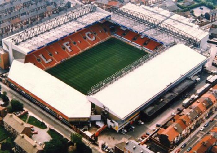 Liverpool FC Football Match Tickets at Anfield Stadium   Golden Tours
