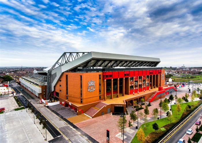 Liverpool Football Club Stadium Tour Explore Anfield