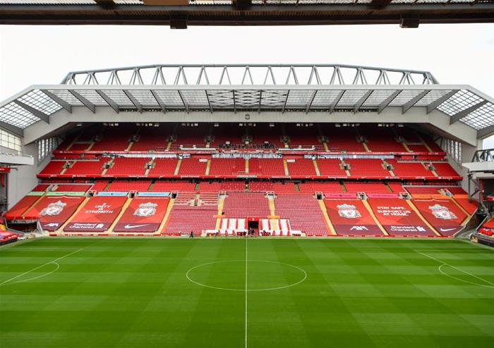 Liverpool Football Club Stadium Tour