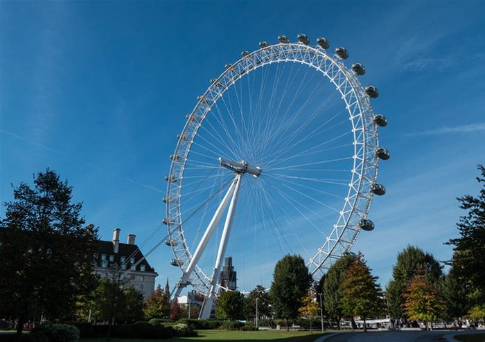 London Big Three Attractions Ticket
