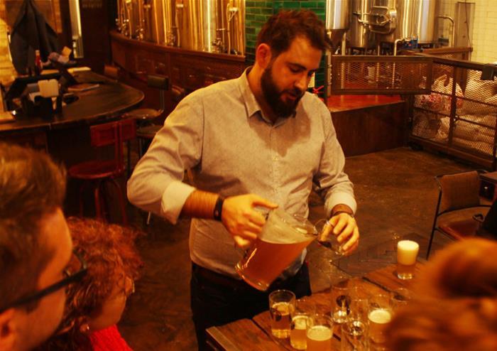 London Craft Beer Tour