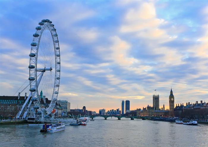 The Coca Cola London Eye And River Cruise Experience