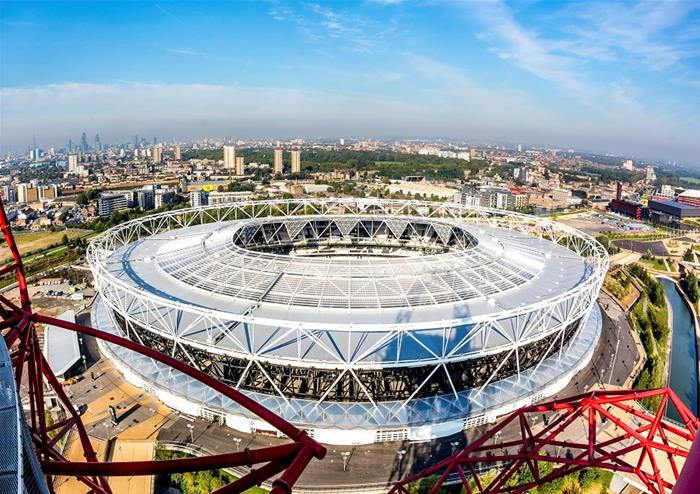 Attractions For Child In London Wembley Stadium Tour
