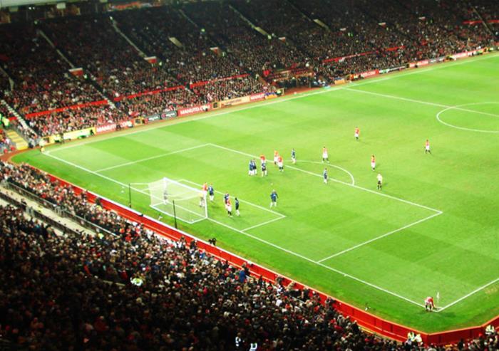 Manchester United Tickets At Old Trafford Stadium