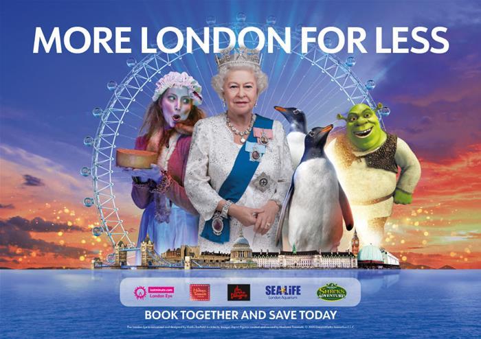 Merlin's Magical London – London Big Ticket