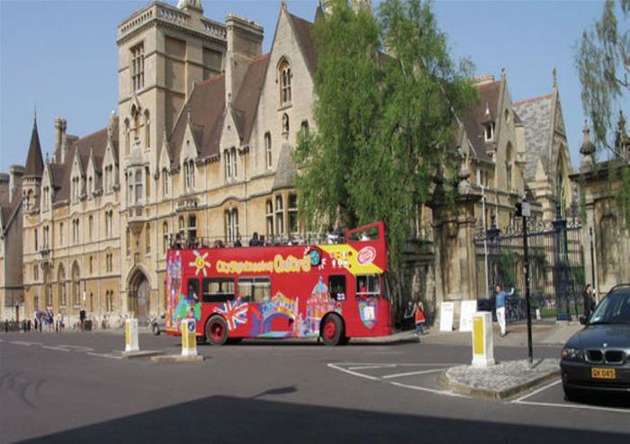 Oxford Hop on Hop Off
