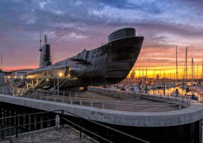 Portsmouth Historic Dockyard Full Navy Ticket