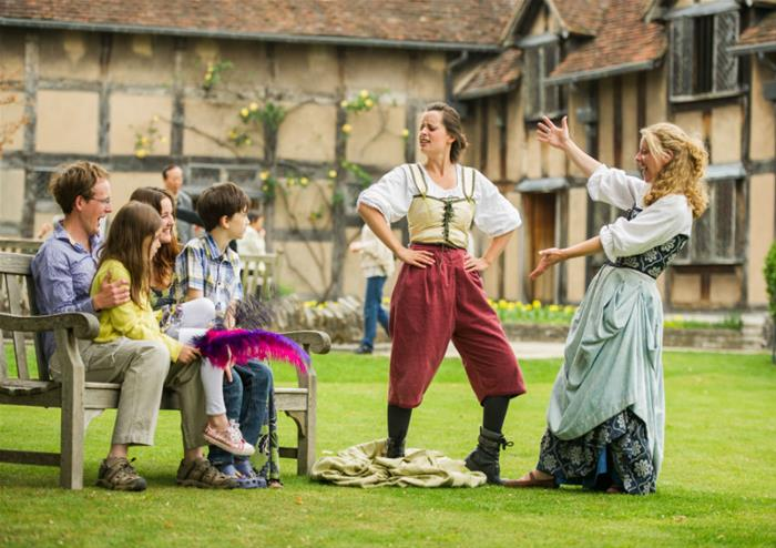 Shakespeare Aloud!