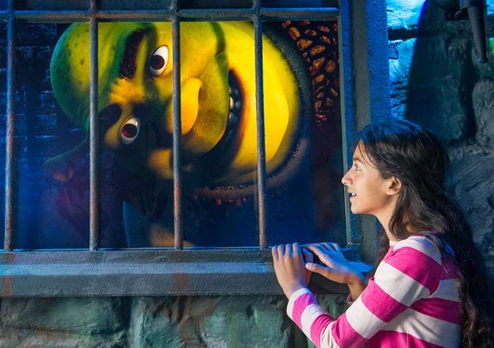 DreamWorks Tours Shrek's Adventure London Advance Ticket