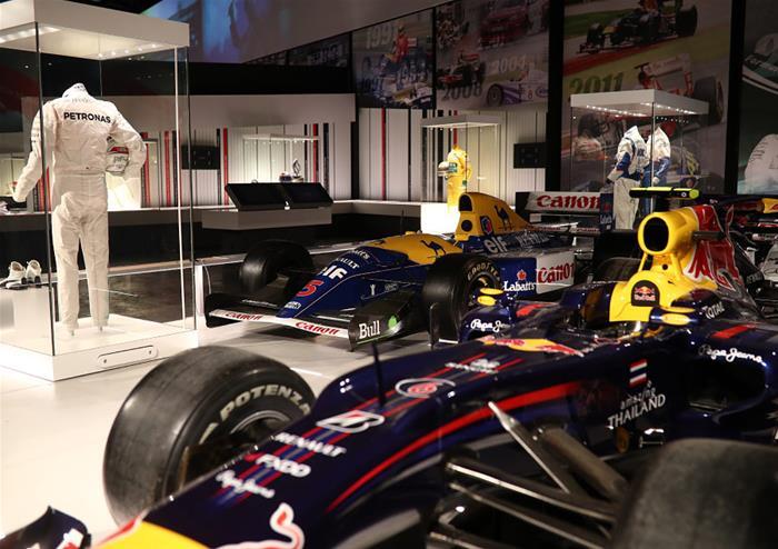 Silverstone Experience