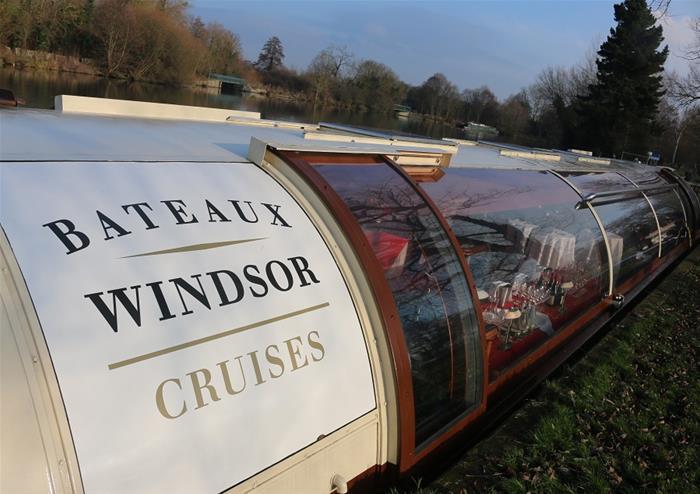Sunday Lunch Cruise of Windsor