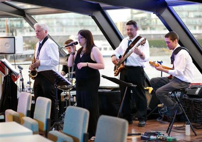 Sunday Lunch Jazz Cruise