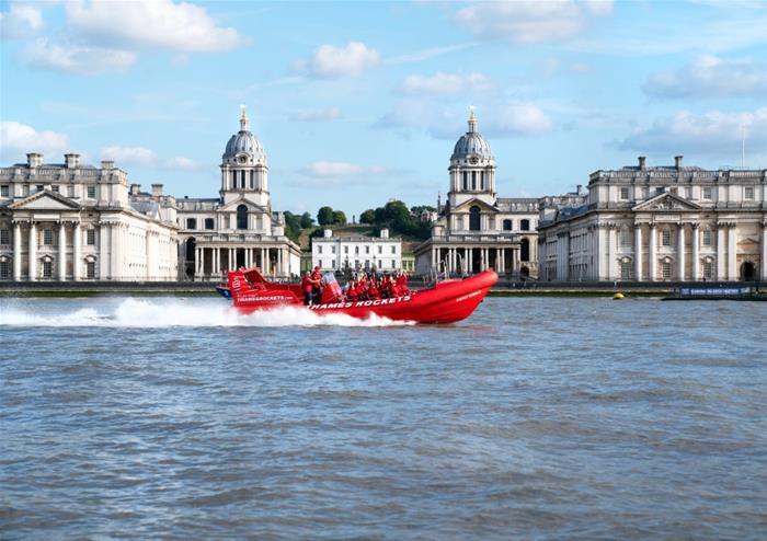 Thames Barrier Voyage