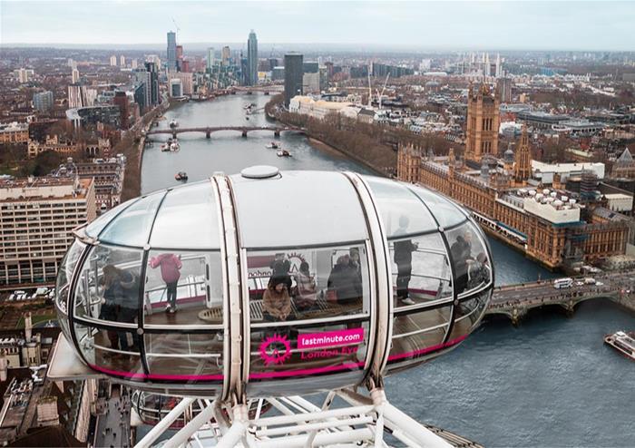 The Big Three London Ticket