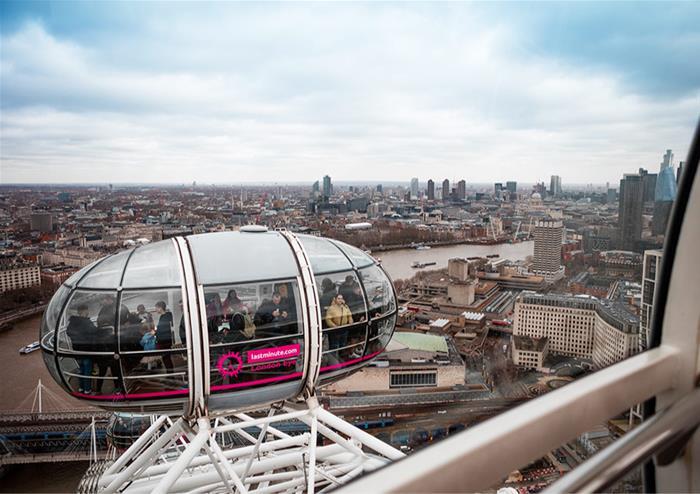 The lastminute.com London Eye Fast Track
