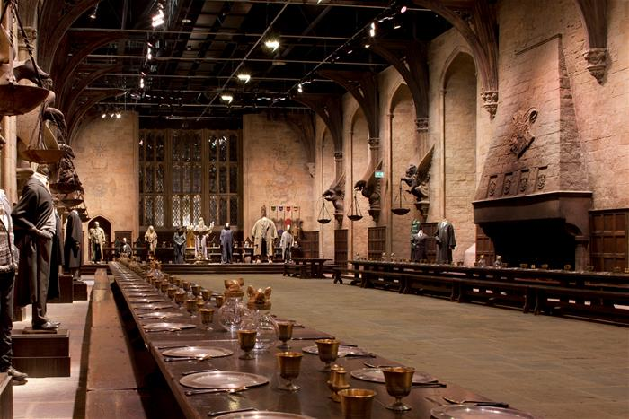 Image result for harry potter warner bros studio tour