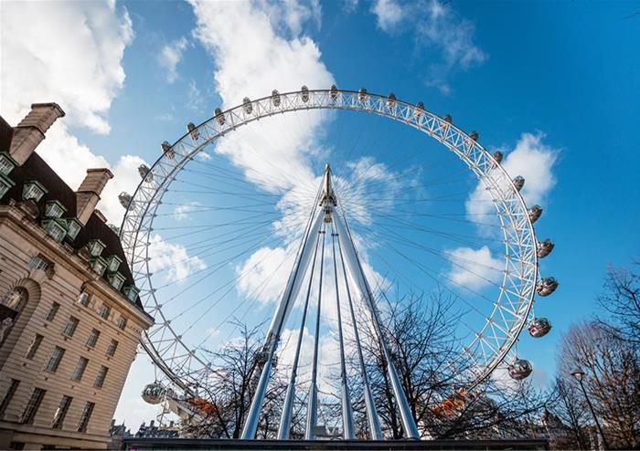The lastminute com London Eye Private Capsule