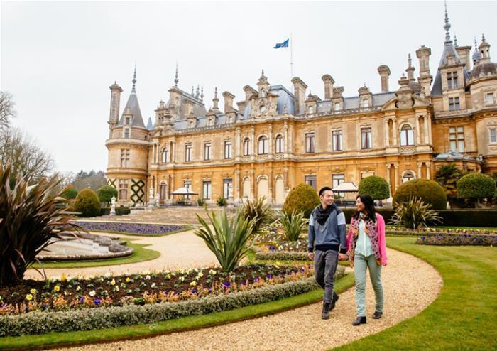Waddesdon Manor House and Garden