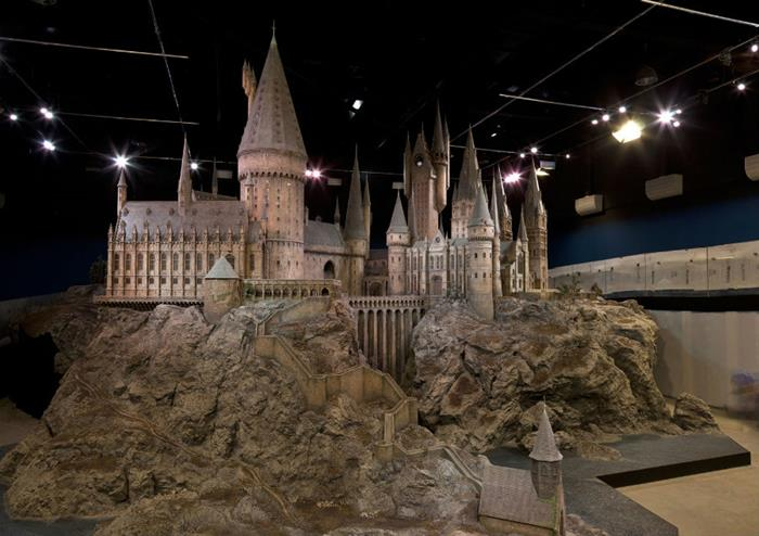 Warner Bros. Studio Tour London - The Making of Harry Potter (from King's Cross St Pancras).