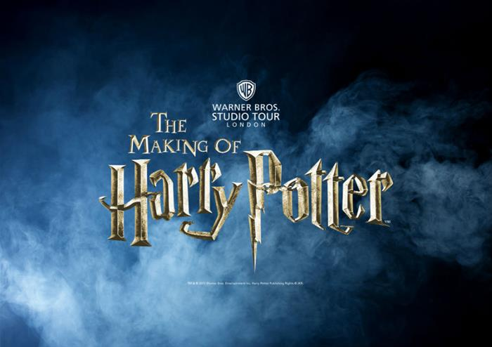 Harry Potter Studio Tour Voucher