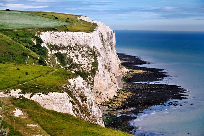 White Cliffs Of Dover Boat Tour