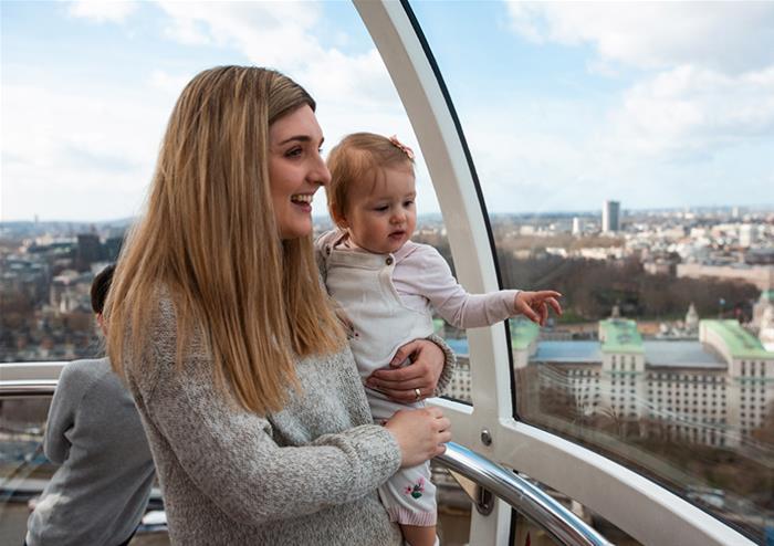 lastminute com London Eye