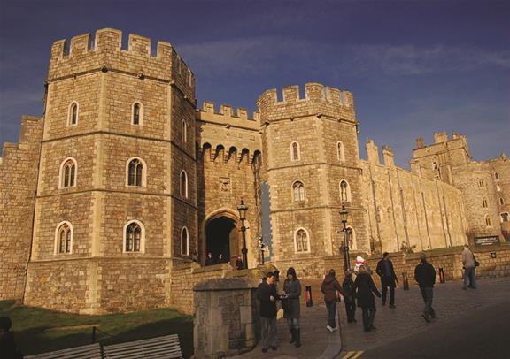 Visite De Londres Palais De Buckingham Et Ch 226 Teau De